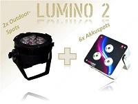LUMINO 2 für nur 130€